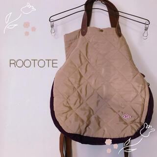 ルートート(ROOTOTE)の★ ROOTOTE 2wayバッグ ★(ショルダーバッグ)