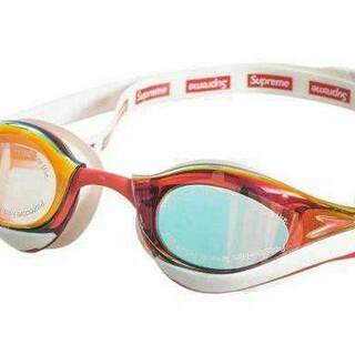シュプリーム(Supreme)のSupreme Speedo Swim Goggles white(マリン/スイミング)