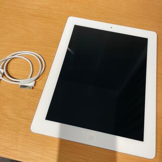 アイパッド(iPad)の【美品】iPad 第3世代 64ギガ Wi-Fi+Cellularモデル(タブレット)