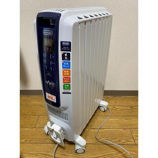 デロンギ(DeLonghi)のデロンギ ドラゴンデジタルスマート オイルヒーター QSD0712-MB(オイルヒーター)