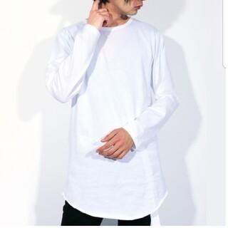 エイト(8iGHT)のロング丈カットソー(Tシャツ/カットソー(七分/長袖))