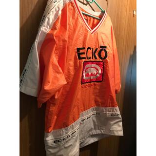 エコーアンリミテッド(ECKO UNLTD)のEcko ゲームシャツ(ジャージ)