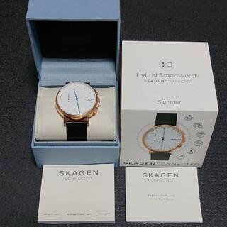 スカーゲン(SKAGEN)のスカーゲン スマートウォッチ(腕時計(デジタル))