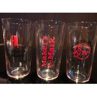トウヨウササキガラス(東洋佐々木ガラス)のメーカーズマーク 非売品 薄張りグラス6個(グラス/カップ)