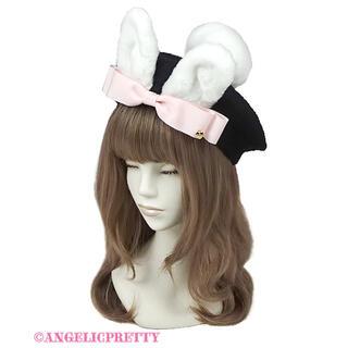 アンジェリックプリティー(Angelic Pretty)のMoco moco Bunnysベレー(ハンチング/ベレー帽)