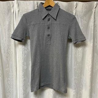 ドルチェアンドガッバーナ(DOLCE&GABBANA)のDOLCE&GABBANA ドルガバ 半袖ポロシャツ(ポロシャツ)