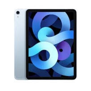 アップル(Apple)のiPad Air4 64gb ブルー wifi(タブレット)