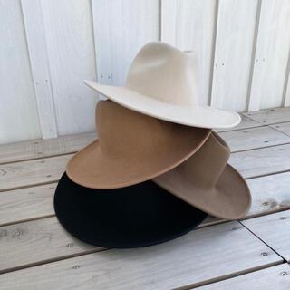 【送料込】admance Basic hat Mocha(ハット)