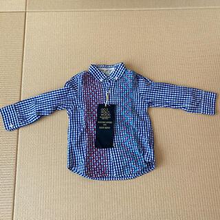 ゴートゥーハリウッド(GO TO HOLLYWOOD)のゴートゥーハリウッド 刺繍シャツ100(Tシャツ/カットソー)