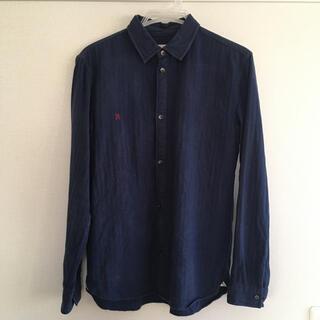 アールニューボールド(R.NEWBOLD)の《2着購入で10%オフ》 R.NEWBOLD 長袖シャツ Mサイズ(シャツ)