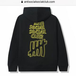 アンチ(ANTI)のUndefeated × ASSC Black Hoodie(パーカー)