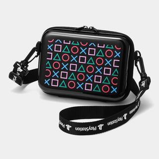 ジーユー(GU)の新品 レトロ  プレーステーション ショルダーバッグ プレステ 鞄 ゲーム 男子(ショルダーバッグ)