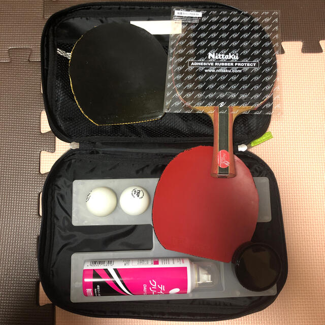 Yasaka(ヤサカ)の卓球ラケット スポーツ/アウトドアのスポーツ/アウトドア その他(卓球)の商品写真