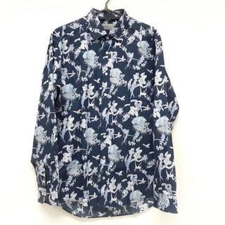 エトロ(ETRO)のエトロ 長袖シャツ サイズM メンズ美品  -(シャツ)