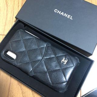 シャネル(CHANEL)のiPhonex CHANEL(iPhoneケース)