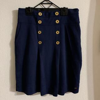 トミーヒルフィガー(TOMMY HILFIGER)のトミーヒルフィガースカート(ひざ丈スカート)