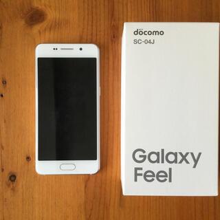 ギャラクシー(galaxxxy)のGalaxy Feel SC-04J docomo (スマートフォン本体)