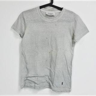 サンローラン(Saint Laurent)のイヴサンローラン 半袖Tシャツ サイズ36 S(Tシャツ(半袖/袖なし))