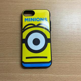 ミニオン(ミニオン)のiPhone8 携帯カバー (iPhoneケース)