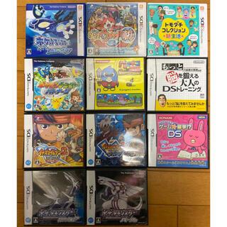 ニンテンドーDS(ニンテンドーDS)のNOVAうさぎのゲームde留学!? DS DS(セット/コーデ)