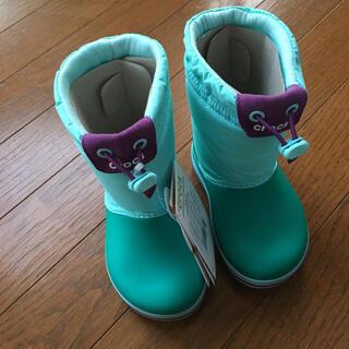 クロックス(crocs)のキッズ ウィンター ブーツ (ブーツ)