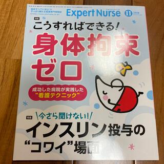 Expert Nurse (エキスパートナース) 2018年 11月号(専門誌)
