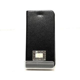 スワロフスキー(SWAROVSKI)のスワロフスキー 携帯電話ケース 5278387 黒(モバイルケース/カバー)