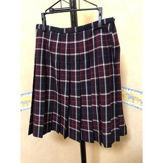 イーストボーイ(EASTBOY)のEASTBOY スカート 赤 (ひざ丈スカート)