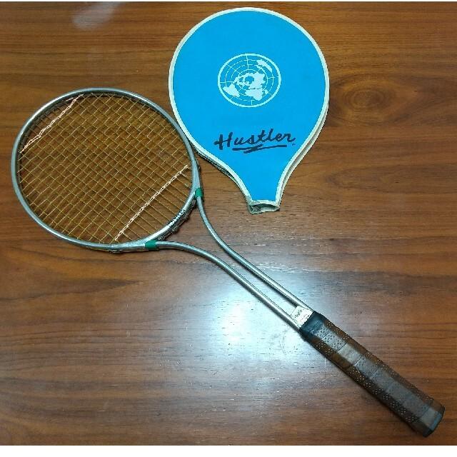 wilson(ウィルソン)のテニスラケット ハスラーパテンティッドブリッジ スポーツ/アウトドアのテニス(ラケット)の商品写真