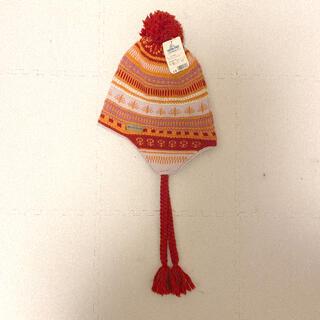 モンベル(mont bell)のモンベルチベタンキャップ フォレスト ピンク(ニット帽/ビーニー)