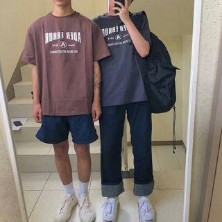 ADERERROR アーダーエラー 18SS   tシャツ(Tシャツ/カットソー(半袖/袖なし))