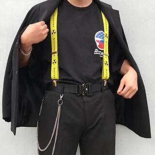 GoshaRubchinskiy ゴーシャラブチンスキー 18ss DJ(Tシャツ/カットソー(半袖/袖なし))