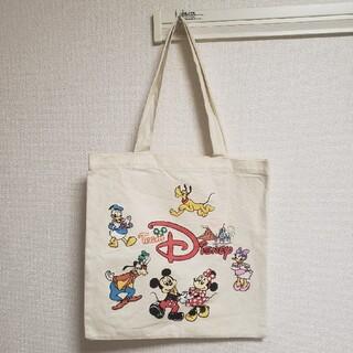 ディズニー(Disney)の値下げ チームディズニー トートバッグ (トートバッグ)