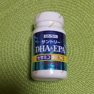 サントリー(サントリー)のサントリー DHA&EPAセサミンEX 120粒(その他)