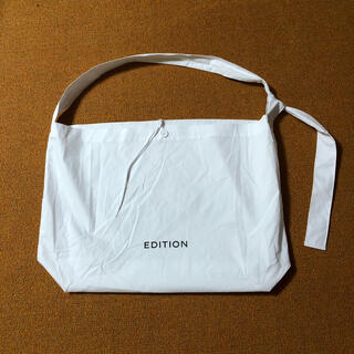 エディション(Edition)のエディションショップ布袋(ショップ袋)