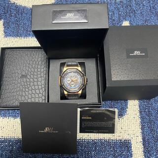 アヴァランチ(AVALANCHE)のJBW 腕時計 天然ダイヤモンド16石 大幅値下げ!!(腕時計(アナログ))