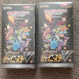 ポケモン(ポケモン)のシャイニースターV 2BOX(Box/デッキ/パック)