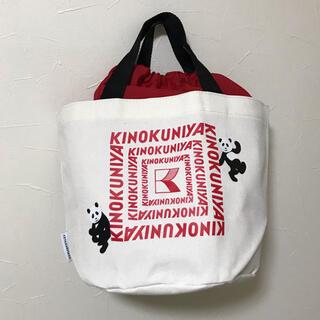 ケイタマルヤマ(KEITA MARUYAMA TOKYO PARIS)の紀伊國屋✖︎ケイタマルヤマ トートバッグ&保温保冷巾着セット(トートバッグ)