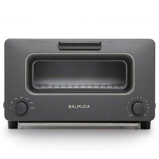 BALMUDA - バルミューダ スチームトースター BALMUDA 黒 ブラック