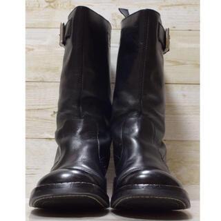 プラダ(PRADA)の《送料無料》プラダ PRADA ロングブーツ 黒(ブーツ)