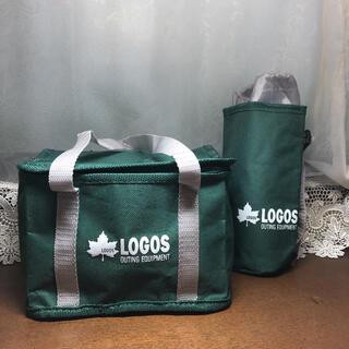 ロゴス(LOGOS)のロゴス保冷バッグとペットボトルホルダー お弁当バッグ (弁当用品)