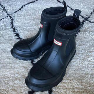 ステラマッカートニー(Stella McCartney)のステラマッカートニー×ハンター コラボレインブーツ!(レインブーツ/長靴)