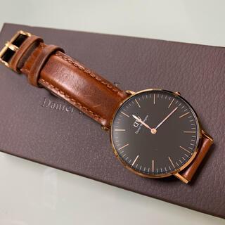 ダニエルウェリントン(Daniel Wellington)のダニエルウェリントン 腕時計 (腕時計)