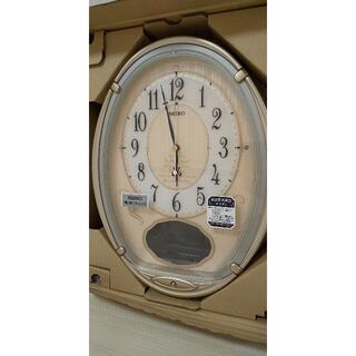 セイコー(SEIKO)の★新品未使用★SEIKO AM222H 電波掛け時計(掛時計/柱時計)