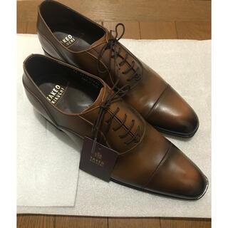 タケオキクチ(TAKEO KIKUCHI)のAkane様専用 タケオキクチ ビジネスシューズ 革靴 ストレートチップ(ドレス/ビジネス)