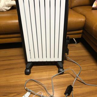 デロンギ(DeLonghi)のデロンギ 保証付き MDH12-BK マルチダイナミックヒーター(オイルヒーター)