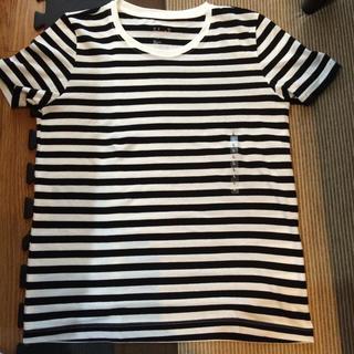 ムジルシリョウヒン(MUJI (無印良品))の無印 ボーダー♡(Tシャツ(半袖/袖なし))