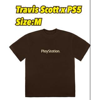 カクタス(CACTUS)のTravis Scott X PS5 プレイステーション5 コラボT Mサイズ(Tシャツ/カットソー(半袖/袖なし))