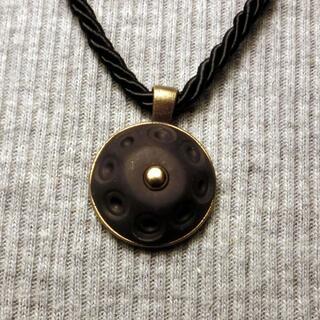 ハンドパン ネックレス M048 Sサイズ handpanman(ネックレス)