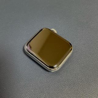 アップルウォッチ(Apple Watch)のApple Watch  Series6 44mm シルバーステンレス(腕時計(デジタル))